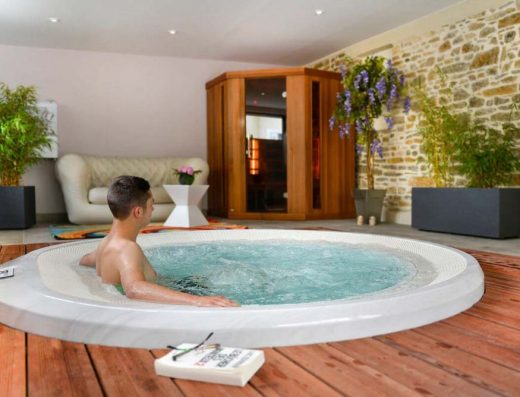 jacuzzi privatif caen