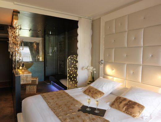 suite hotel luxe