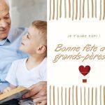 bon cadeau fête des grands-pères