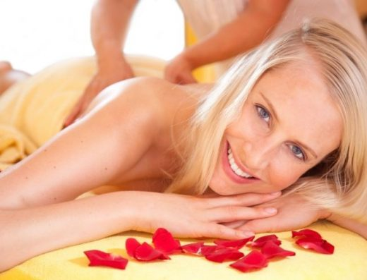 massage relaxant du corps